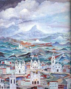 Guignard 1941 (Nova Friburgo RJ 1896 - 1962)