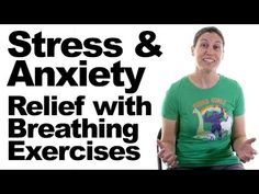 Breathing exercises can be a great way to help relieve stress and anxiety. This video focuses on two relaxing breathing techniques: Square breathing (aka box. Anxiety Relief, Stress And Anxiety, Stress Relief, Sleep Therapy, How To Calm Nerves, Physical Condition, Breathing Techniques, Yoga Benefits, Coping Skills