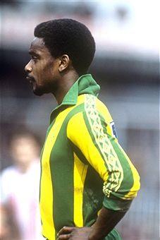 Laurie Cunningham West Bromwich Albion 1979
