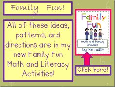 Family Fun Unit