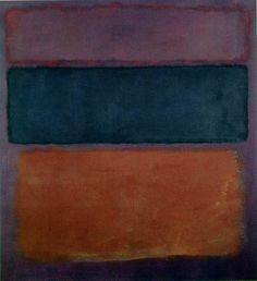 peinture abstraite US : Mark Rothko