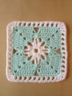 Pattern - in UK terminology (365 Granny Squares Project, i need to read more of this site, many links)