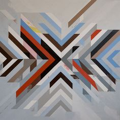 jeff depner abstract painting