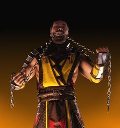 Hanzo Hasashi - Scorpion - by MistFighter Mortal Kombat Memes, Mortal Kombat 3, Sub Zero Mortal Kombat, Scorpion Mortal Kombat, Liu Kang And Kitana, Mortal Kombat X Wallpapers, Video Game Art, Video Games, Odin And Thor
