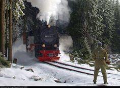 RailPictures.Net Photo: 99 0232-1 Deutsche Reichsbahn Steam 2-10-2T at Between Drei Annen Hohne and Brocken, Germany by Daniel SIMON