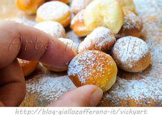 Palline dolci lievitate ricetta sfiziosa per feste