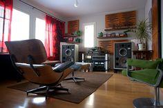 high end home audio equipment - Richy Blackman -