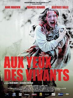 AUX YEUX DES VIVANTS / AMONG THE LIVING(2014)邦題・・恐怖ノ白魔人