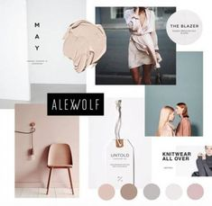 The newest designed for my client's online clothing store 〰Inspired by minimalistic pieces and a neutral color palette. Cannot wait to bring this one to life thru branding and web✨ Graphisches Design, Logo Design, Website Design Inspiration, Tableaux D'inspiration, Stoff Design, Fashion Design Portfolio, Brand Board, Neutral Colour Palette, Creative Business