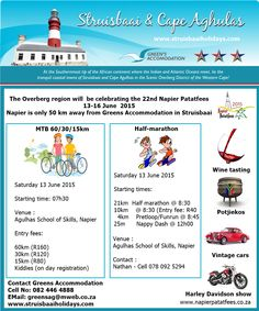 #mountainbiking #CyclingCompetition #RunningCompetitions #overbergevents #NapierPatatfees #RunningClubs #CyclingClubs