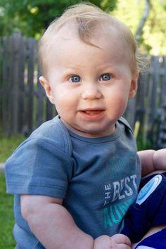 Baby Blue Eyes!!