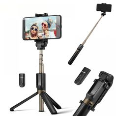 Cheap extendable monopod, Buy Quality monopod universal directly from China selfie blitzwolf Suppliers: BlitzWolf 3 in 1 Wireless Bluetooth Selfie Stick Tripod Mini Extendable Monopod Universal For iPhone For Samsung Selfie Stick Dslr Photography Tips, Phone Photography, Samsung, Iphone 8, Selfies, Bluetooth Remote, Blitz, All Smartphones, Camera Tripod