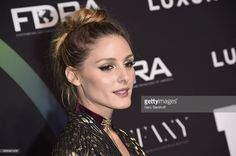 Socialite and model Olivia Palermo attends the 30th FN Achievement awards at IAC Headquarters on November 29, 2016 in New York City.  (Photo by Gary Gershoff/WireImage)