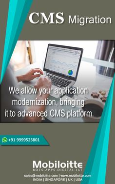 Content Management System Cms Migration Refers To Moving Web
