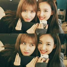 #momo #nayeon #twice #jyp