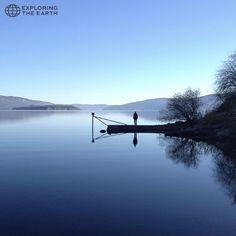 Exploration & Photo by @elinlia Location / Tyrifjorden, Norway