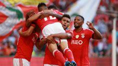 SL Benfica, um clube em festa!