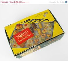 ON SALE Mirro Aluminum Cook and Pastry Press with Box 1950s. $15,00, via Etsy.