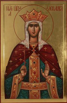 Russian Icons, Russian Orthodox, Byzantine Icons, Orthodox Icons, Alexandria, Faeries, Madonna, Christianity, Catholic
