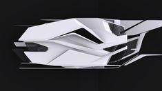 澳大利亚设计sergiu radu pop对未来建筑,车辆甚至是衣着鞋子都有着大胆的展望,如果未来真的是如此,你觉得酷吗?