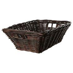 BYHOLMA - Basket, brown  14 1/4 x 20 x 6 3/4            IKEA FAMILY member price                      Price/                 Regular price        $12.99