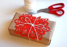 Katerina's Journal: 12+ DIY Original Christmas Gift Wrapping Ideas