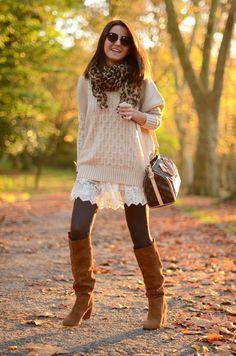 Cute look! Cozy Autumn | Lovely Pepa by Alexandra