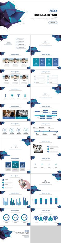 24+ Blue business report chart PowerPoint Template on Behance #powerpoint #templates #presentation #animation #backgrounds #pptwork.com #annual #report #business #company #design #creative #slide #infographic #chart #themes #ppt #pptx #slideshow