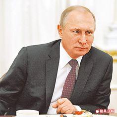 普丁承認,在克里米亞舉行是否回歸俄國的公投前,已下令併吞克島。歐新社