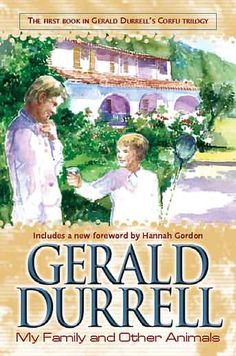 If you love humour and animals...this is your man. Gerald Durrell is a super author who always puts a smile on my face.