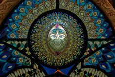 Damanhur, ceiling