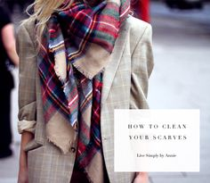 Let's think about this for a moment: hats, gloves, and scarves are things you wear, not unlike shirts or bras. The latter types of garments you're likely in the habit of regularly washing. Unfortun...