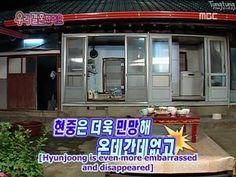 We got married Kim Hyun Joong & Hwangbo (lettuce couple)