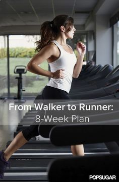 Have a race you are looking forward to? Use this guide to help get you in tip-top shape in just 8 weeks!