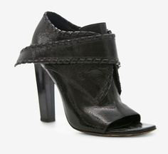 Alexander Wang Black Booties