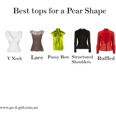 Tops/Blouses for Pear Shapes by go-2-girl on Polyvore featuring Jolie Moi, Issa, GANT, L.K.Bennett and Oscar de la Renta
