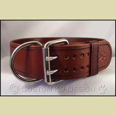 """The """"Jerry"""" Wide Colllar Leather Dog Collars, Belt, Accessories, Belts, Jewelry Accessories"""