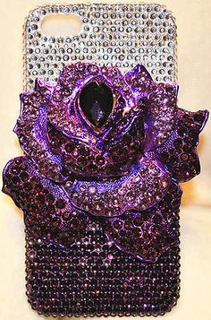 Purple rose iPhone 5 case. Y?? They make pretty cases for iPhone only :( hello Not everybody owns an iPhone