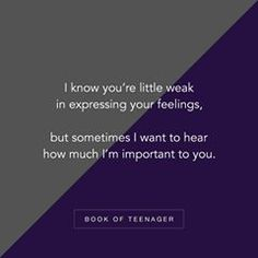 Story Book Of Teenagers 💕 (BookOfTeenager) Teenage Love Quotes, Girly Quotes, Romantic Quotes, Mood Quotes, True Quotes, Romantic Texts, Attitude Quotes, Quotes Quotes, Positive Quotes