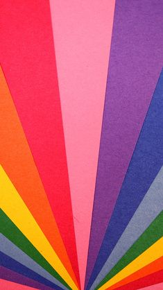 Rainbow light pattern iPhone Wallpapers
