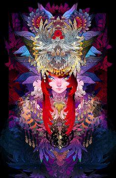 artmonia:  Florist by bcnyArt