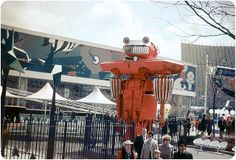 Chrysler Robot, 1964 New York World's Fair