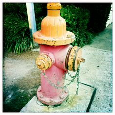 #30                Fire Hydrant