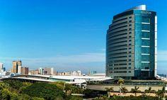 Hilton Durban Hotel #DurbanHotels #SouthAfricaHotels