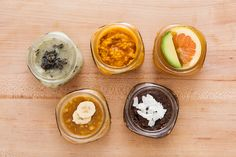 5 Organic DIY Body Scrubs With Major Benefits via Brit + Co. // amazing for cellulite and eczema
