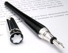just another mont blanc... pen