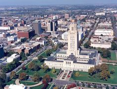 Lincoln, Nebraska Skyline | From: Lincoln Convention and Visitors Bureau