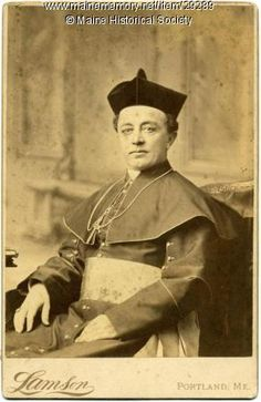 "James Augustine Healy became the 1st Black American Roman Catholic bishop, ordained priest. He was accepted as a white Irish-American  when ordained. His mixed-race ancestry wasn't widely known outside his mentors in theChurch. (Augustus Tolton, a former slave publicly known to be black) ordained in 1886, i credited as the 1st black Catholic priest in U.S. Bishop Healy was one of nine mixed-race siblings of his family of Georgia who survived to adulthood and achieved many ""1st"" in U. S…"