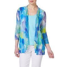W.Lane Bubble Print Wrap Shirt Blouses, Shirts, Print Wrap, Blouse Online, Bubble, Tie Dye, Kimono Top, Lady, Clothes