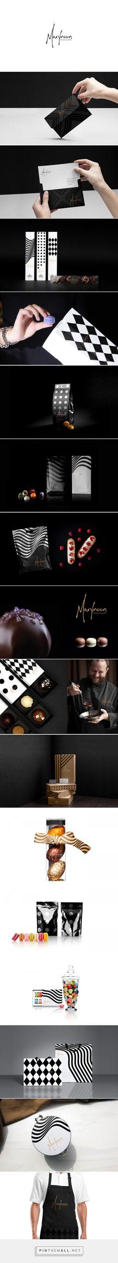 Marynoon Chocolate Branding and Packaging by Abdulaziz Aljafen | Fivestar Branding Agency – Design and Branding Agency & Curated Inspiration Gallery